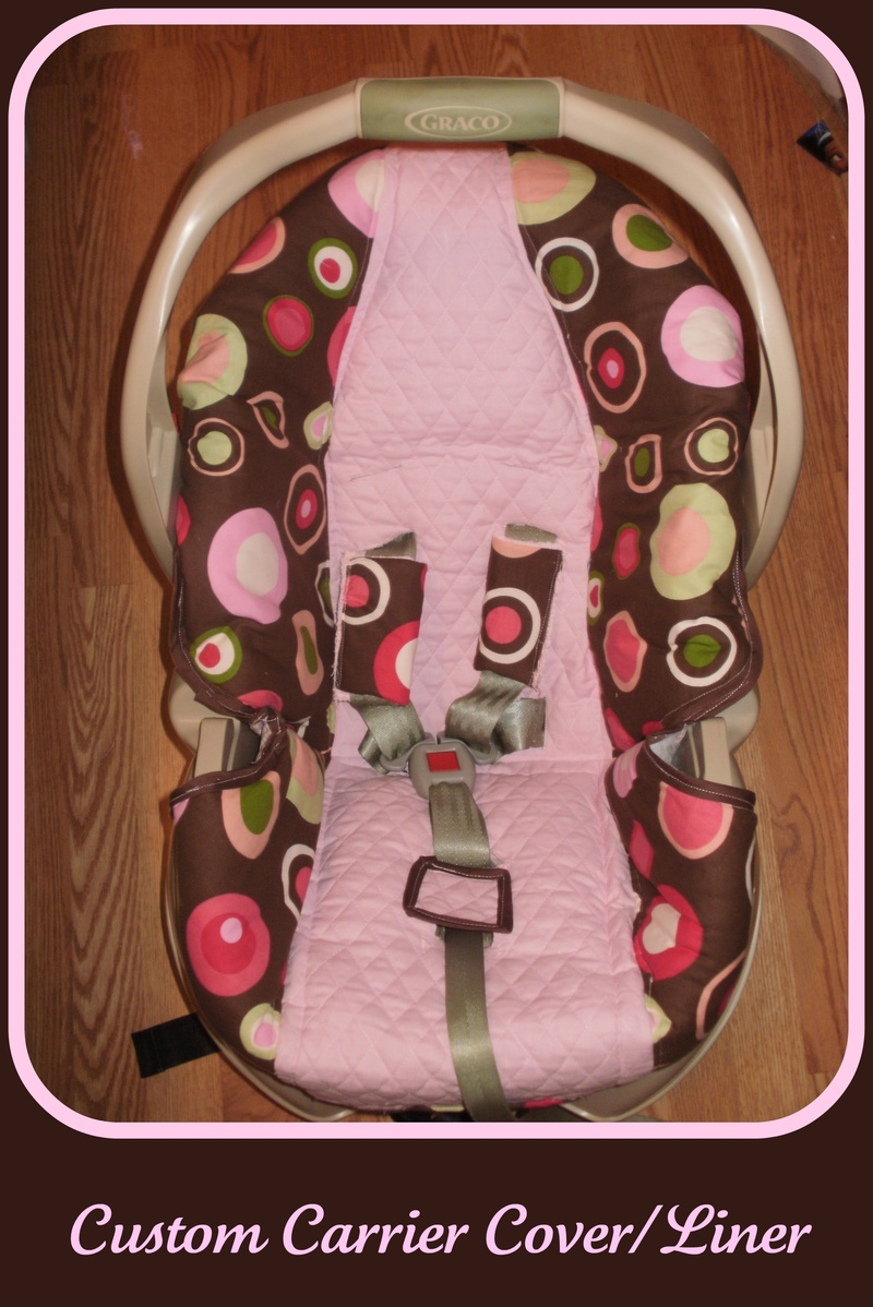 Infant Carrier Cover/Liner