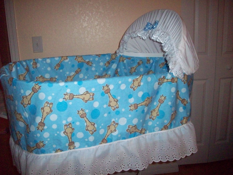 Bassinet Cover